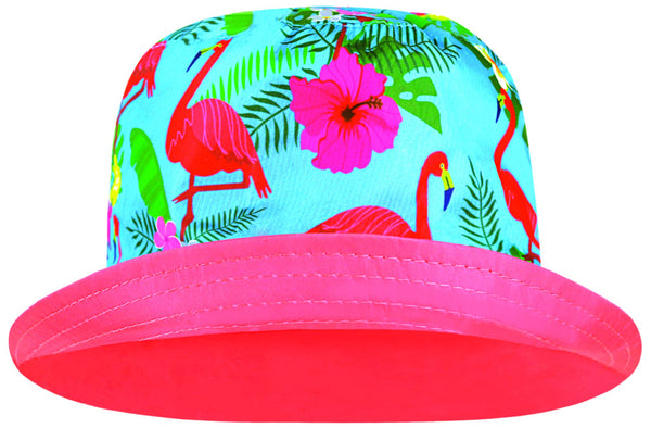 Floppy Tops Patterned Sunhats