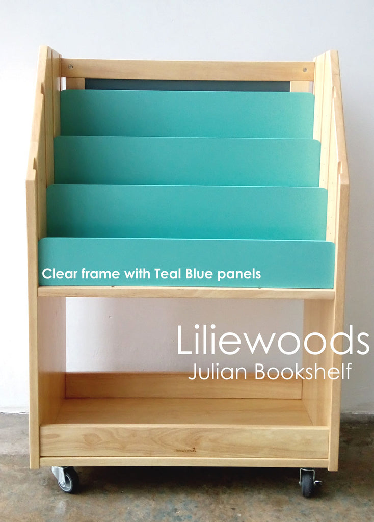 Liliewoods Julian Bookshelves