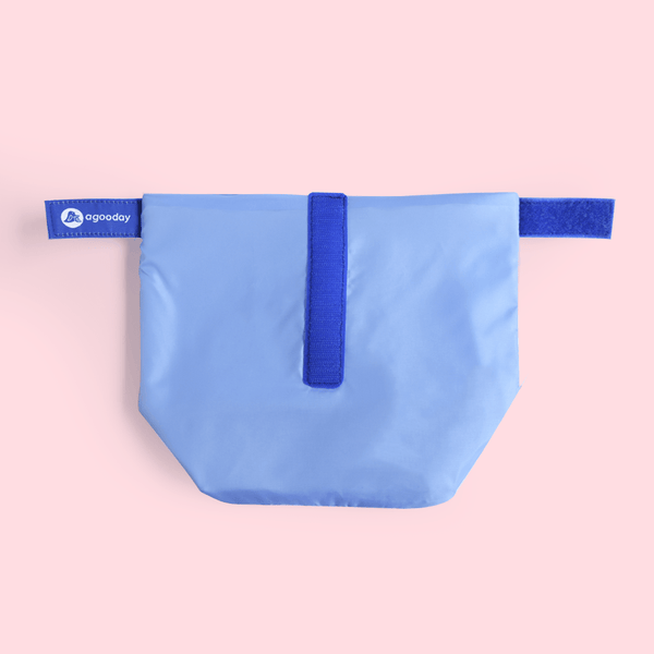 Pockeat Food Bag | Monday Blue