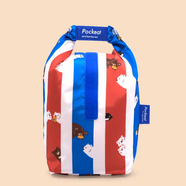 Pockeat Food Bag | Bear In Hong Kong