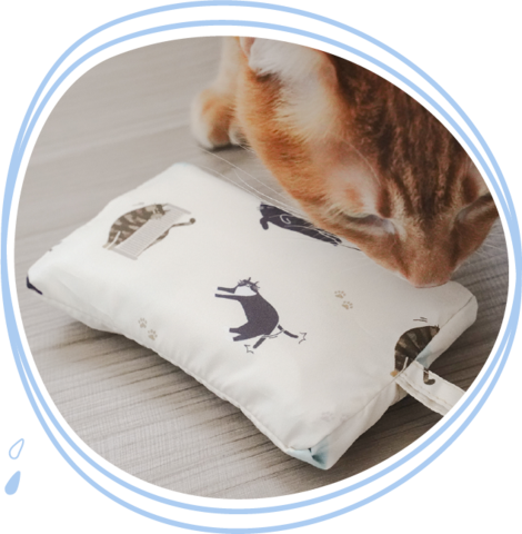 Pockeat Food Bag | Cats SPCA