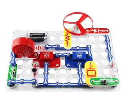 Snap Circuits® Jr.100-in-1