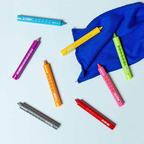 Bath Crayons by Tiger Tribe