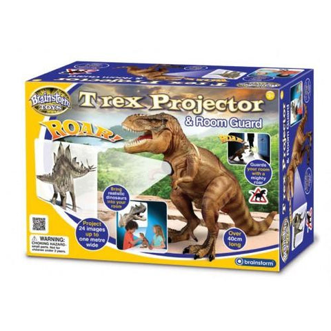 T-rex Projector & Room Guard by Brainstorm