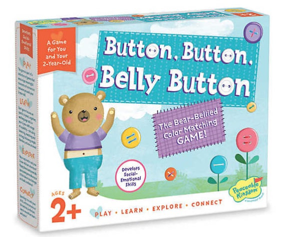 Button, Button Belly Button by Peaceable Kingdom