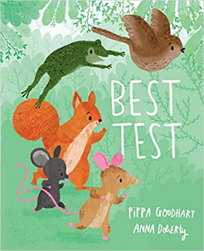Best Test  by Pippa Goodhart