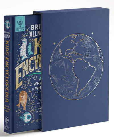 Britannica All New Kids' Encyclopedia - Luxury Limited Edition: What We Know & What We Don't