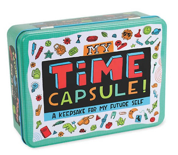 My Time Capsule by Peaceable Kingdom
