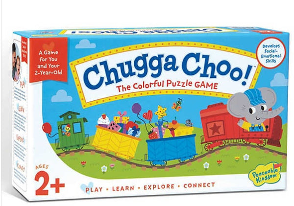 Chugga Choo by Peaceable Kingdom