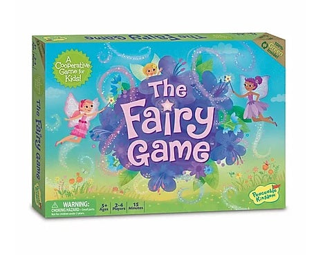 Peaceable Kingdom The Fairy Game of Logic and Luck