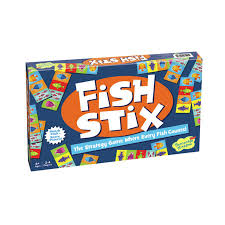 Peaceable Kingdom- Fish Stix