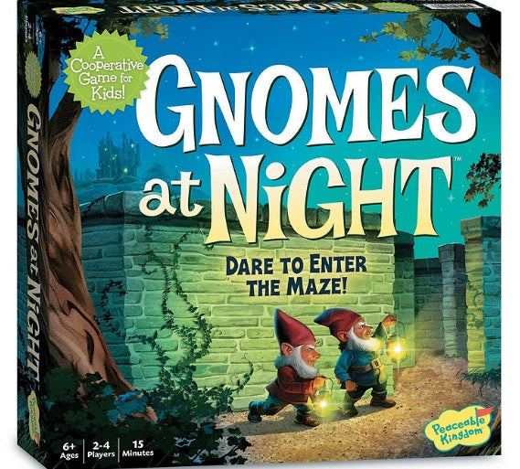 Gnomes at Night by Peaceable Kingdom