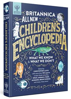 Britannica All New Children's Encyclopedia - order arriving end Nov.