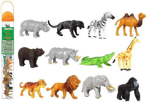 Safari Ltd Wild Animals Toob