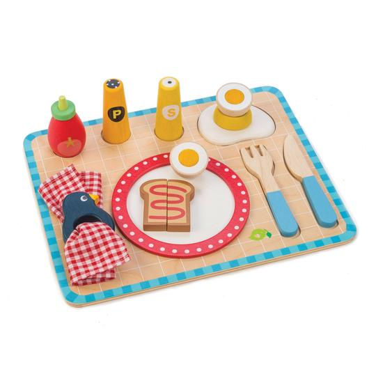Tenderleaf Breakfast Tray Set