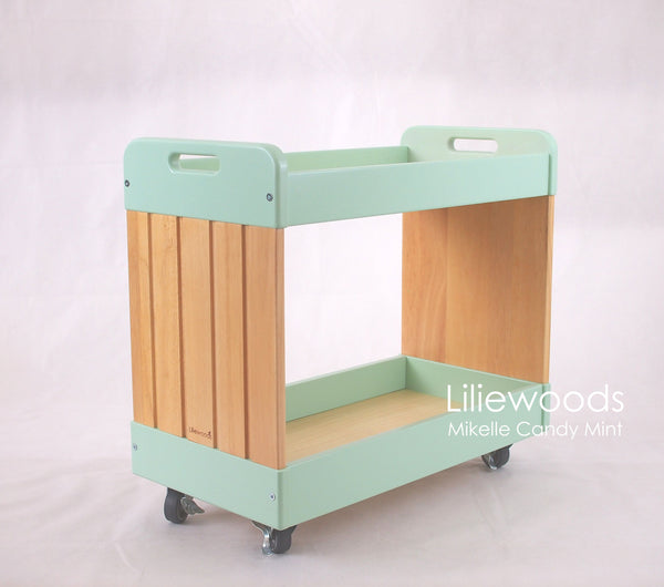 Mikelle Self-Help Trolley