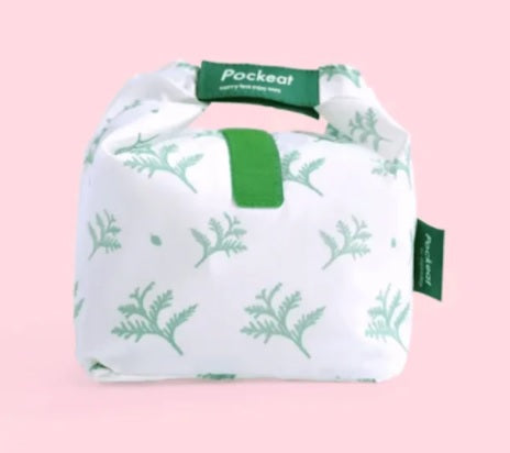Pockeat Food Bag | Taiwan Cypress 雪中紅檜