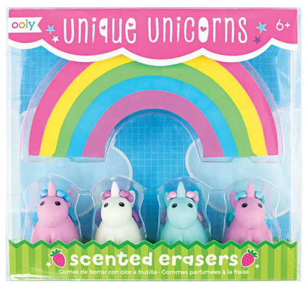 OOLY Scented Erasers