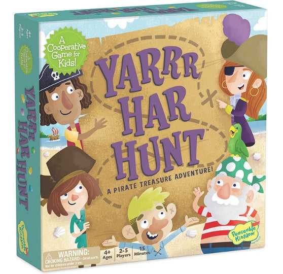 Yarrr-Har-Hunt by Peaceable Kingdom