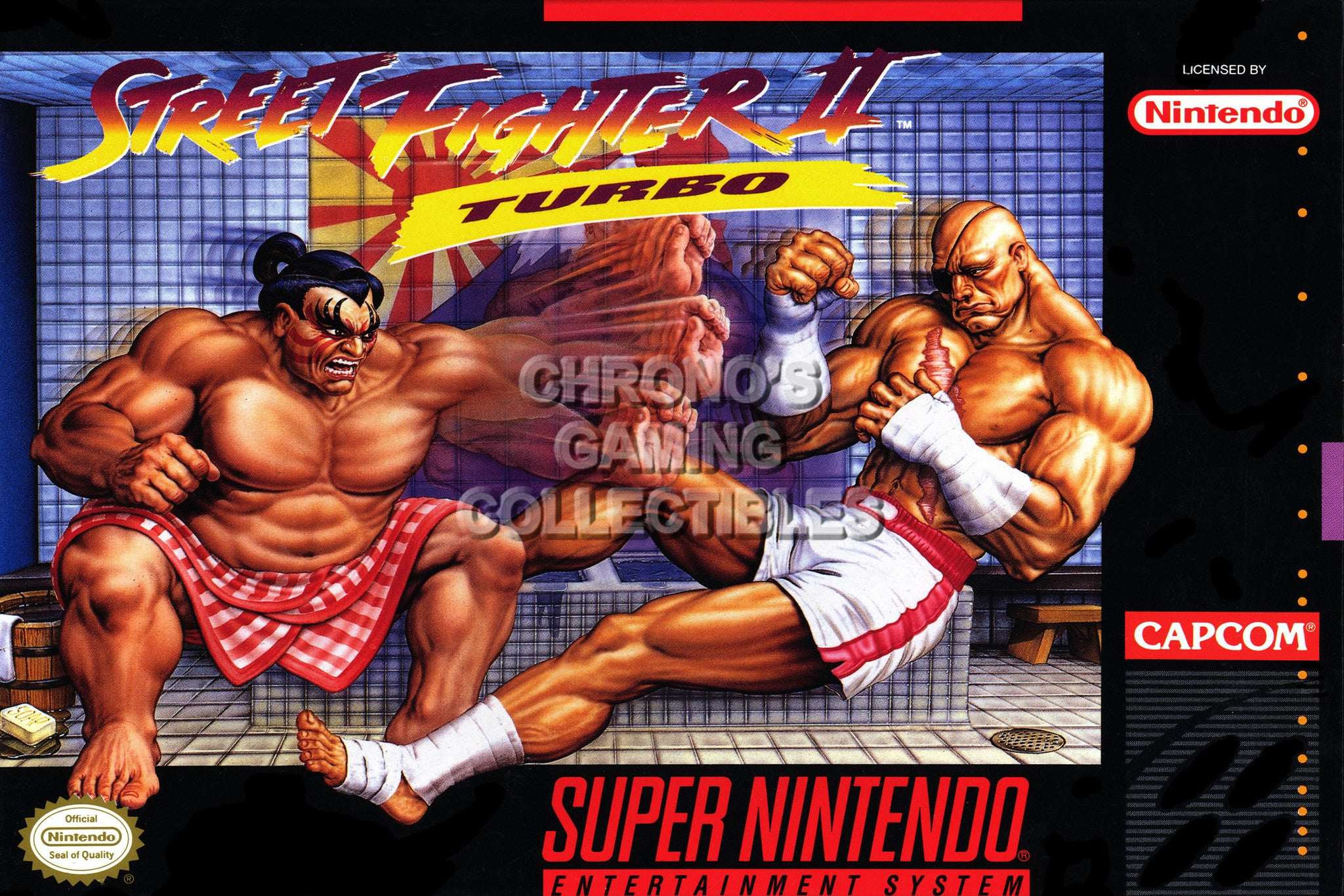 Classic Snes Video Games Poster Cgcposters