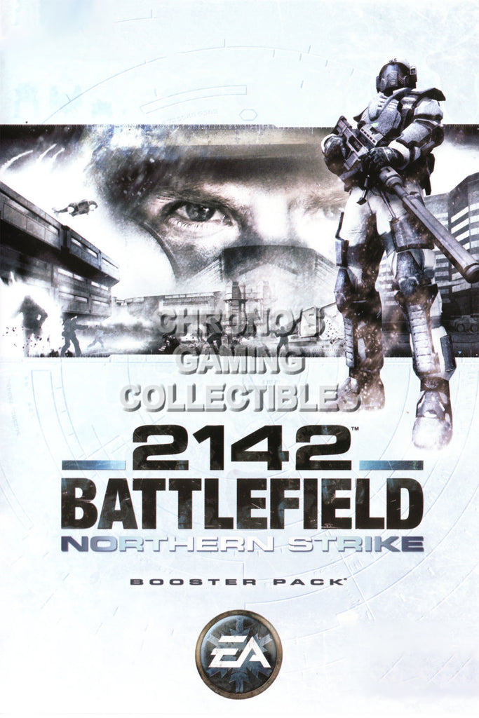 CGC Huge Poster - Battlefield 2142 PC - BAF021