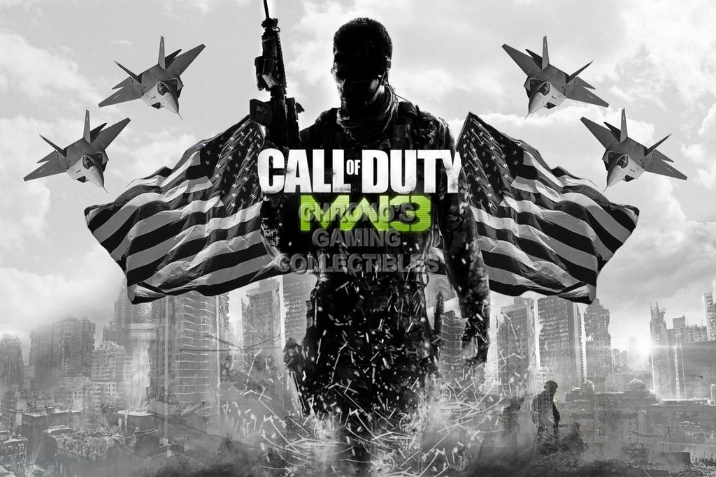 CGC Huge Poster - Call of Duty Modern Warfare 3 COD PS3 PS4 XBOX 360 One - COD009