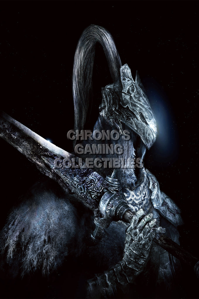 CGC Huge Poster - Dark Souls Artorias the Abysswalker PS3 Xbox 360 - DSS012