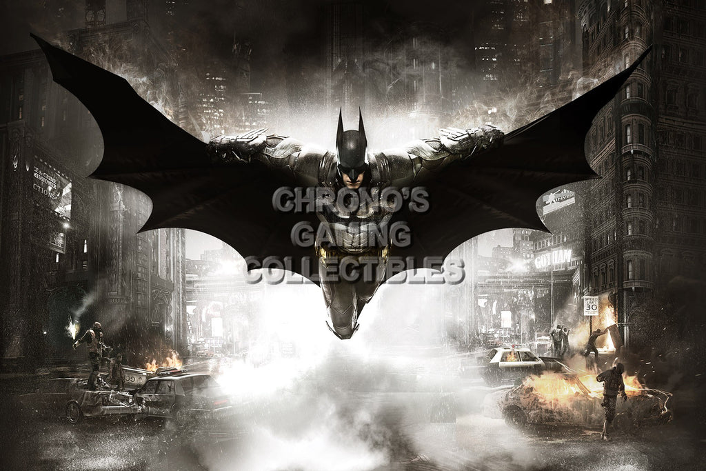 CGC Huge Poster - Batman Arkham Knight - PS4 XBOX ONE - BAT034