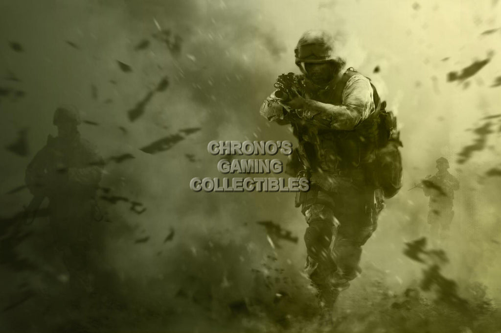 CGC Huge Poster - Call of Duty Modern Warfare COD PS3 PS4 XBOX 360 One - COD013