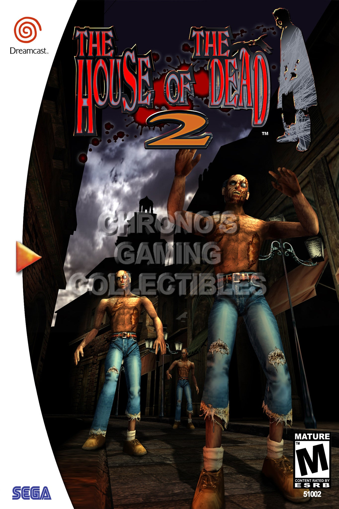 Sega Dreamcast Video Games Poster Cgcposters