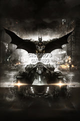 CGC Huge Poster - Batman Arkham Origins - PS3 XBOX 360 - BAT043