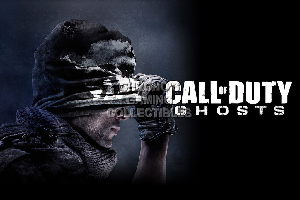 CGC Huge Poster - Call of Duty Ghost COD PS3 PS4 XBOX 360 One - COD007