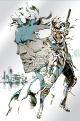 Metal Gear Solid 2 Poster