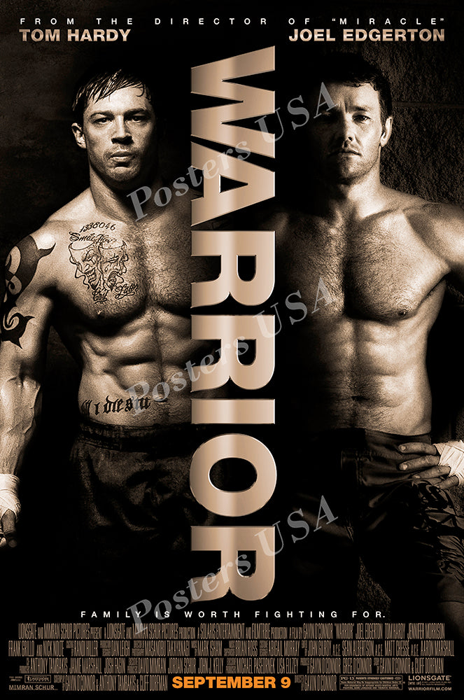 Posters USA - Warrior Movie Poster GLOSSY FINISH - MOV991