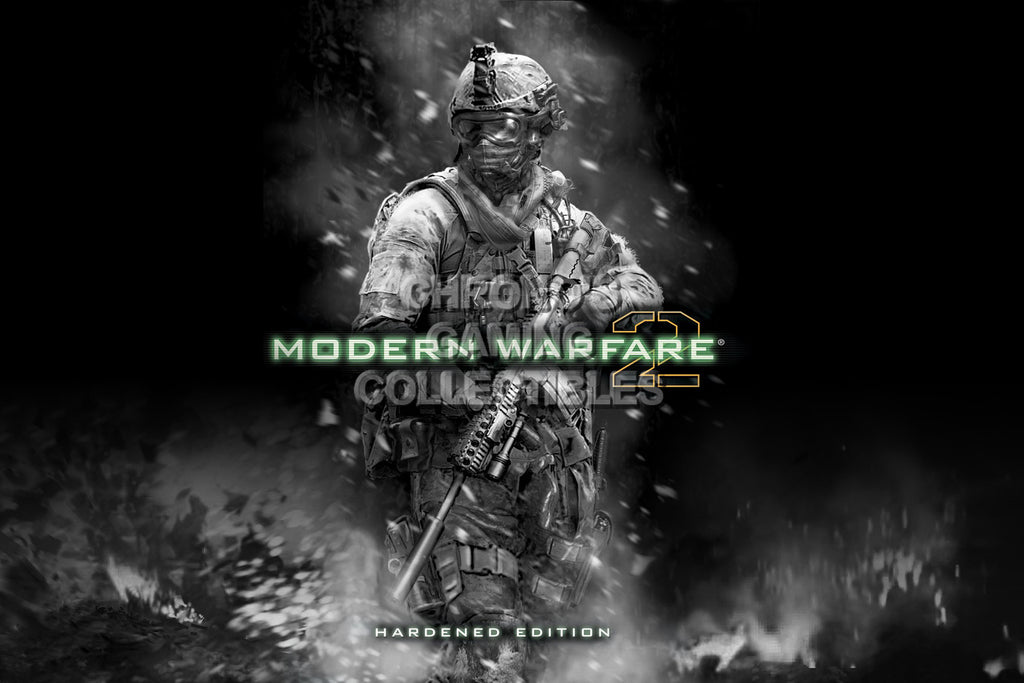 CGC Huge Poster - Call of Duty Modern Warfare 2 COD PS3 PS4 XBOX 360 One - COD008