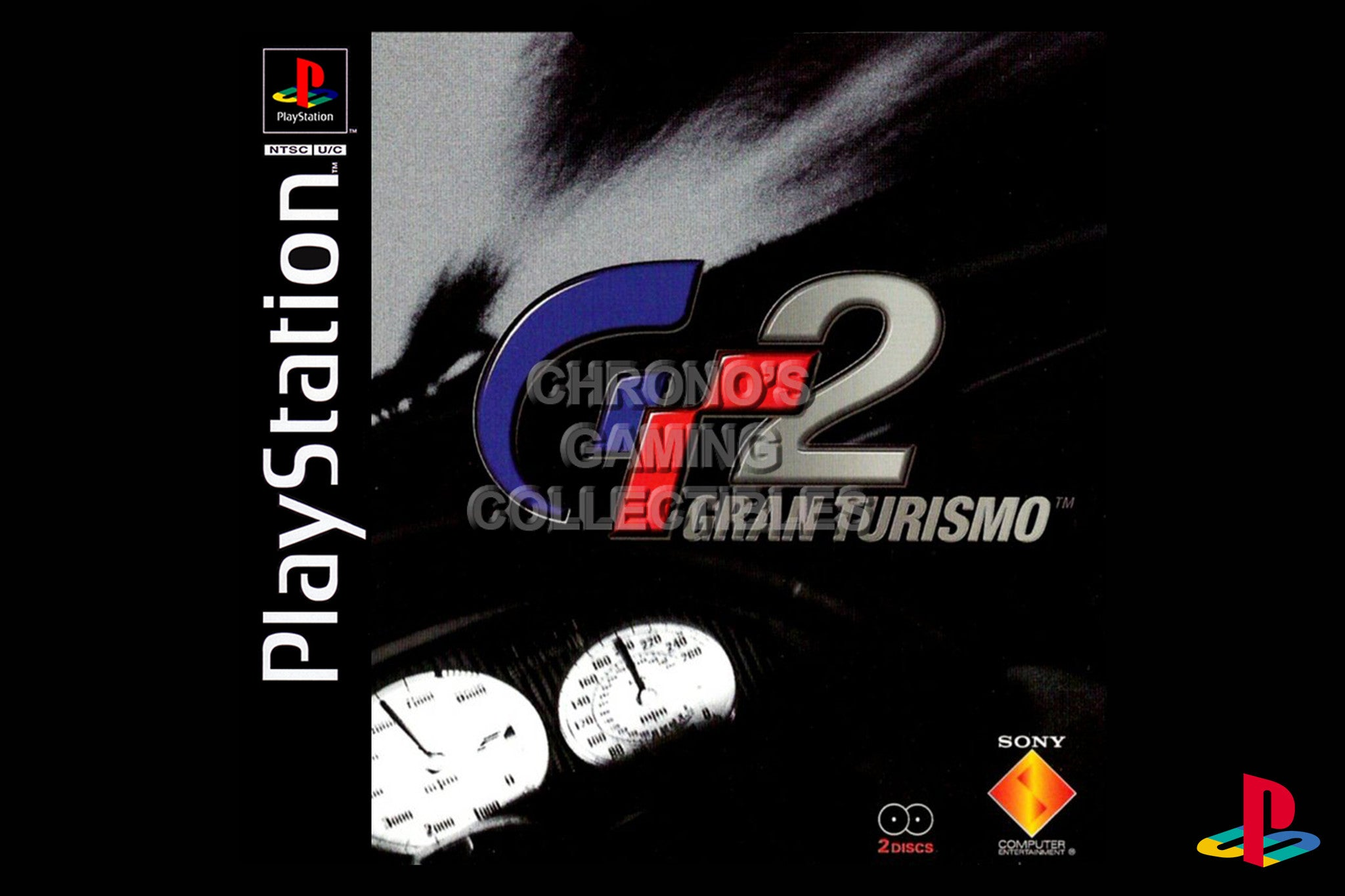 Classic Playstation Poster