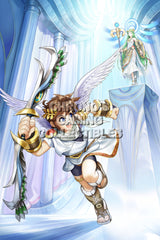 Kid Icarus Poster