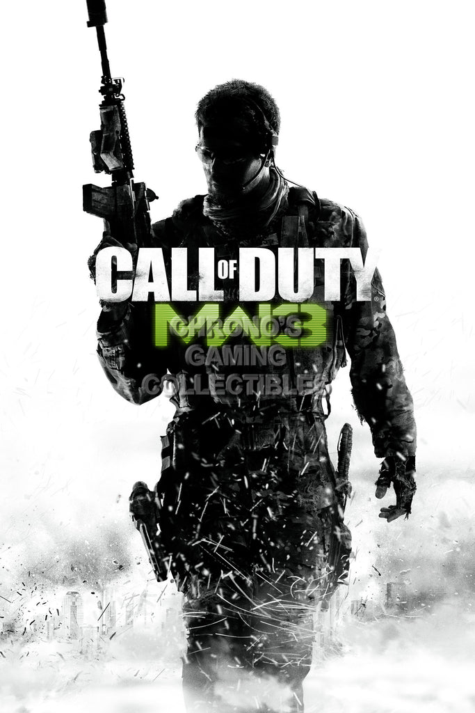 CGC Huge Poster - Call of Duty Modern Warfare 3 COD PS3 PS4 XBOX 360 One - COD010