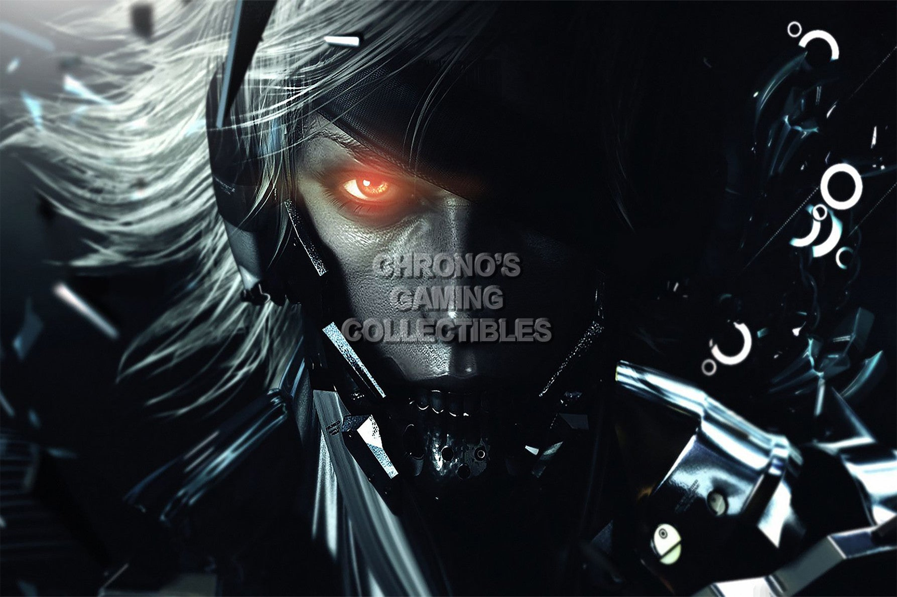 Metal Gear Rising Revengeance Poster