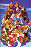 Breath of Fire Poster