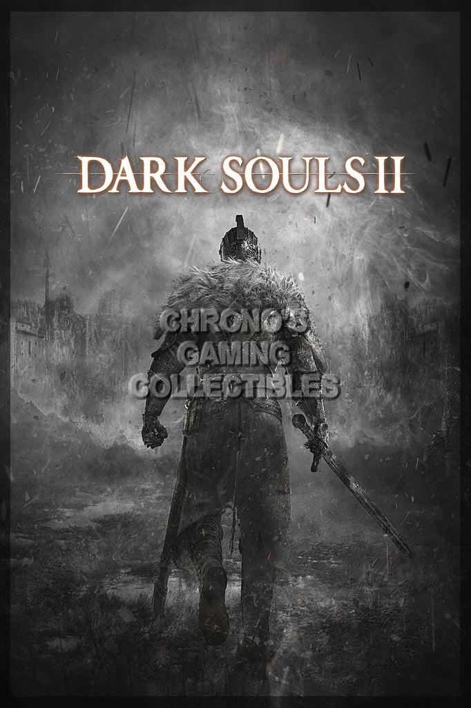 CGC Huge Poster - Dark Souls II PS3 PS4 XBox 360 One - DSS016