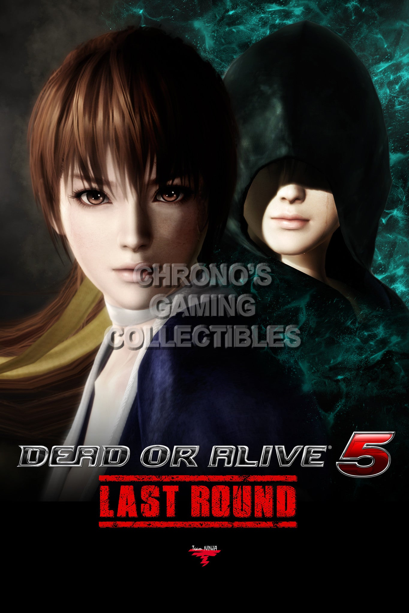 Dead or Alive Poster