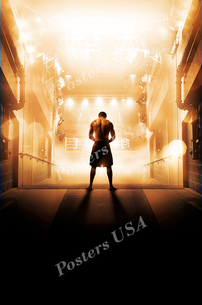 Posters USA - Warrior Textless Movie Poster GLOSSY FINISH - MOV994