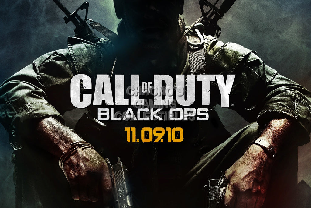CGC Huge Poster - Call of Duty Black Ops COD PS3 PS4 XBOX 360 One - COD005