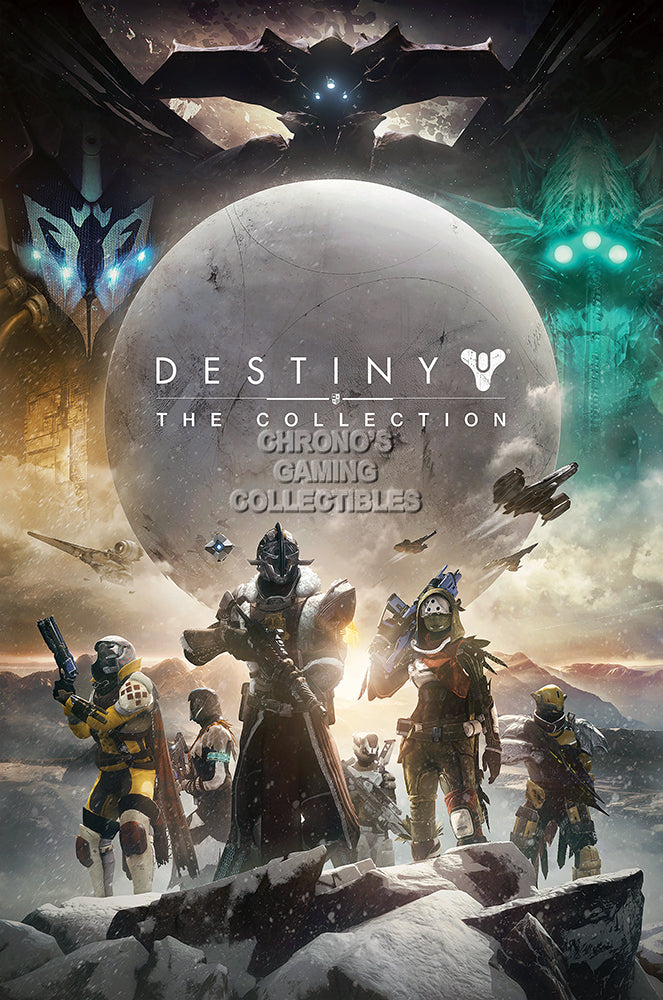 CGC Huge Poster GLOSSY FINISH - Destiny the Collection PS4 XBOX ONE Rise of Iron Taken King - EXT583