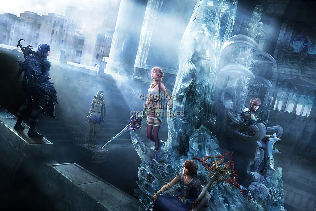 CGC Huge Poster - Final Fantasy XIII Lightning Returns PS3 PS4 XBOX 360 - FXIII007