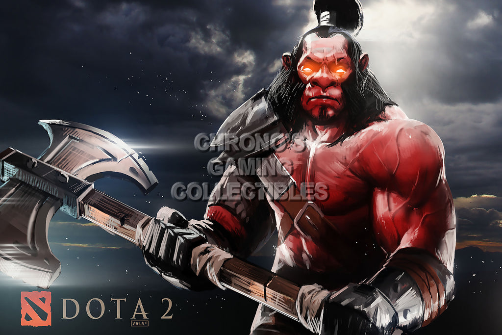 CGC Huge Poster - Dota 2 Axe - DOTS04