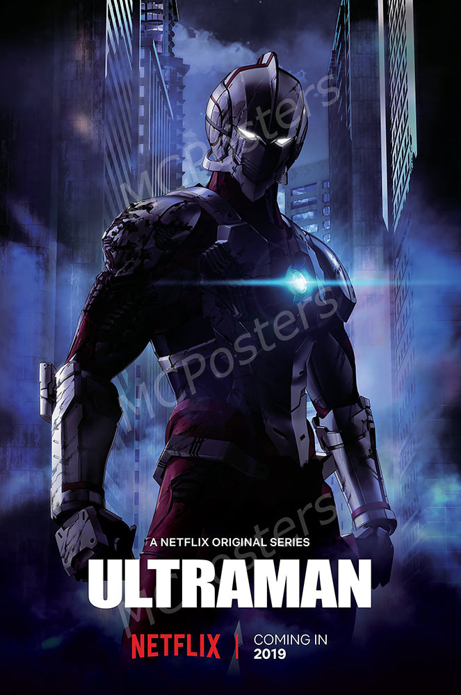 MCPosters - Ultraman TV GLOSSY FINISH Movie Poster - MCP924