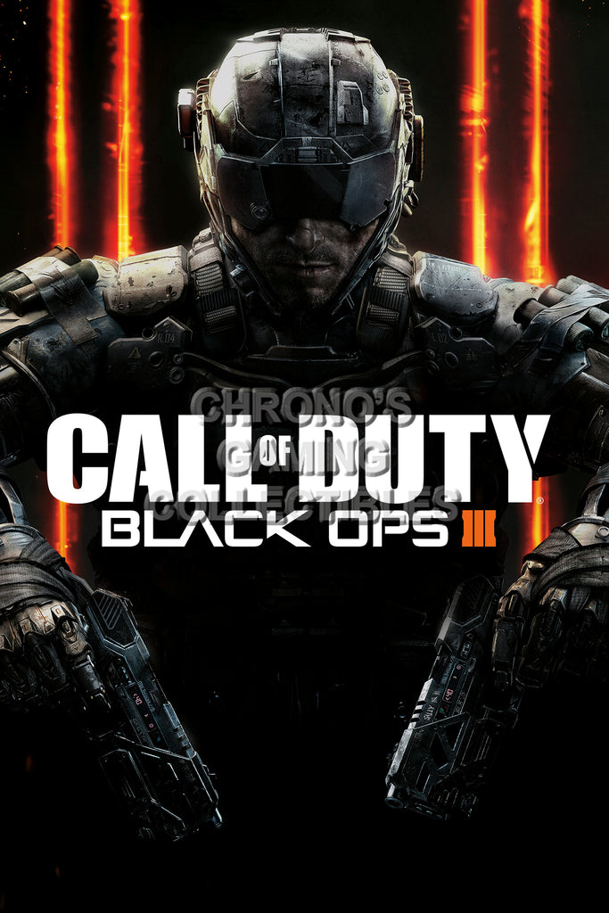 CGC Huge Poster - Call of Duty Black Ops III PS3 PS4 XBOX 360 ONE - COD021