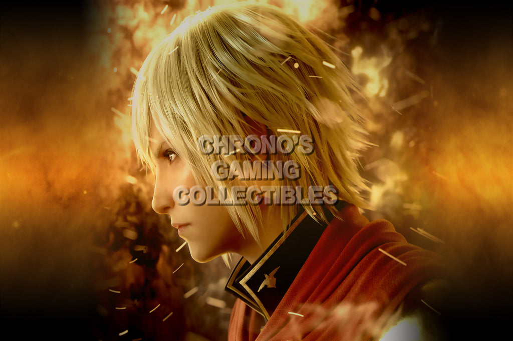 CGC Huge Poster - Final Fantasy Type-0 Zero PS3 PS4 XBOX 360 One - FTZ009